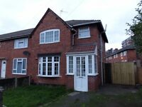 * Spacious 3 bedroom house to let in Walsall near town centre * DSS accepted