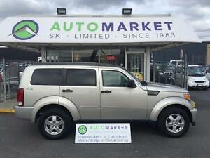 2009 Dodge Nitro SE 4WD NEW BRAKES! WARRANTY!