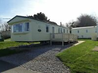 Golden Sands Holiday Park, Dawlish, stunning 3 bed holiday home for sale