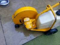 Tile and concrete cutter