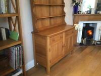Ercol Old Colonial Elm Dresser. Sideboard