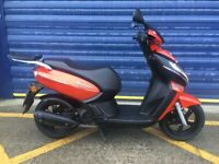 2020 PEUGEOT KISBEE 50cc MOPED , LOW MILES , GOOD CONDITION