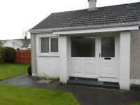 Semi detached bungalow mc kinney park, Cookstown to let, garden, yard, 2 bed, oil, fire, car pk