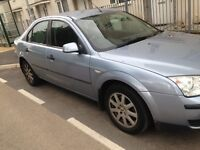 2004 ford mondeo 2l diesel 9 months mot 127 miles cd player alarm alloys vgc