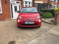Fiat 500 EXTREMELY LOW MILES