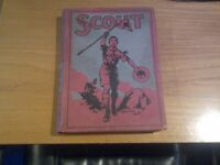 The Scout Annual - 1942 edition - very collectible