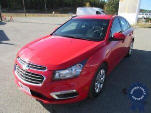 2015 Chevrolet Cruze 1LT Front Wheel Drive - 45,376 KMs, 1.4L