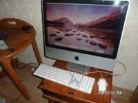 Apple iMac all-in-one Computer - El Capitan
