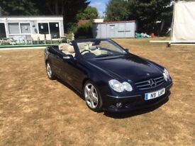 Mercedes CLK 200 Convertible - includes Private Plate