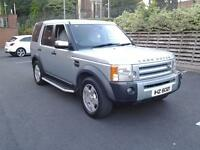 2006 Land rover discovery 3 tdv6 s auto