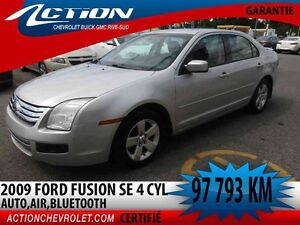 2009 Ford Fusion SE.AUTO,AIR,BLUETOOTH