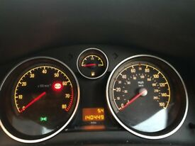 2008 Vauxhall Astra TwinTop 1.6L petrol engine in good condition
