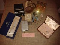 ANTIQUE / VINTAGE JOB LOT 22 ITEMS - IDEAL FOR COLLECTOR / VINTAGE / CAR BOOT SELLER