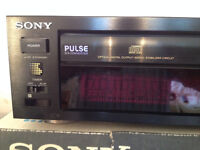 Sony HI-Fi Separates