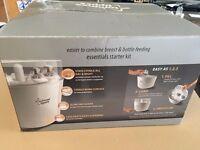 Tommee Tippee Complete Starter Kit - Feeding -Bottles and Steriliser - Brand New - Still in the box.