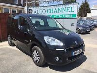 Peugeot Partner Tepee 1.6 HDi Tepee S MPV 5dr£7,995 p/x welcome FREE 6 MONTH WARRANTY.NEW MOT