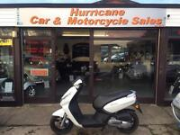 "2014 Peugeot Kisbee 50cc ""HURRICANE CAR & MOTORCYCLE SALES"""