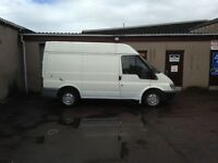 Ford transit t280 semi high top