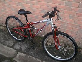 Apollo FS26 Mountain Bike