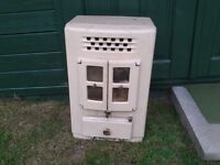 Wood burning stove, victorian style, 5Kw