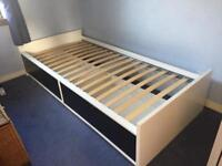 Ikea bed for sale