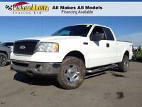 2007 Ford F-150 XLT!!!   CERTIFIED AND E TESTED!!!