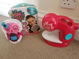 Sew cool (kids sewing machine)