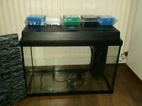 Juwel 70 l fish tank