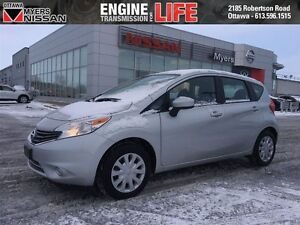 2015 Nissan Versa Note SV Low Km's * Rates from 1.9% *