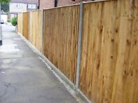 Quality Fencing service with 1-5 years warranty