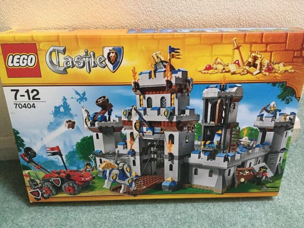 Lego kings Castle 70404
