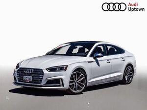 2018 Audi S5 Technik W/ SPORT DIFF & DRIVER ASSISTANCE