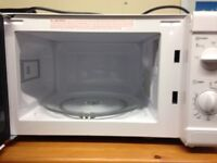 Like NEW MICROWAVE £20