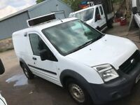 ford transit connect fridge van with standby.2011.new mot.1OWNER.NEW CLUTCH FITTED TODAY