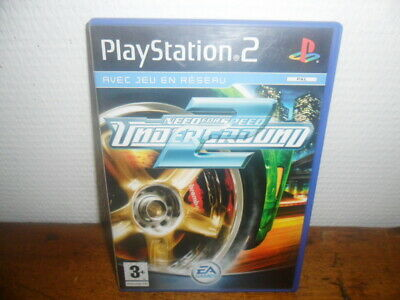 Need for Speed: Underground 2 - Playstation 2 - PS2 - PAL