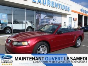 2003 Ford Mustang Base Deluxe 101, 000KM IMPÉCABLE $5493