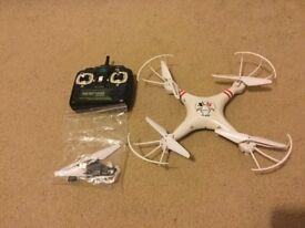 Drone with no camera