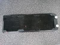 Hardware Labs Black Ice 360mm triple fan Radiator