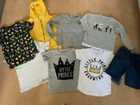 PENDING*** FREE*** boys bundle of clothes 4-5 years