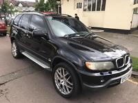 2001 BMW X5 Sport Immaculate FULL LEATHER LONG MOT FULLY Loaded
