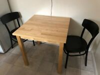 Ikea Cafe table & chairs