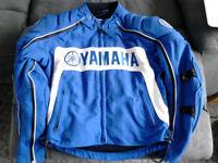 YAMAHA MOTORCYCLE JACKET.