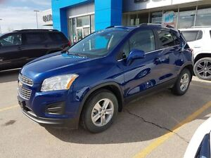 2015 Chevrolet Trax * 1LT AWD* 1 Owner Local Trade * 7 Touchscre