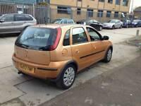 Vauxhall corsa {Active twinport}