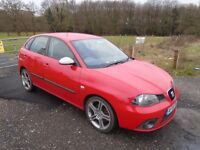 Seat IBIZA 1.8 20v Turbo FR 150 - PART EXCHANGE TO CLEAR