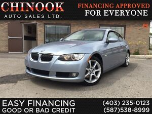 2009 BMW 328 i xDrive w/Htd Leather Seats,Pwr Sunroof,Bluetooth