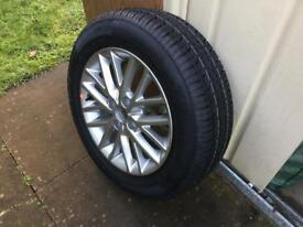 Kia Wheel and Tyre