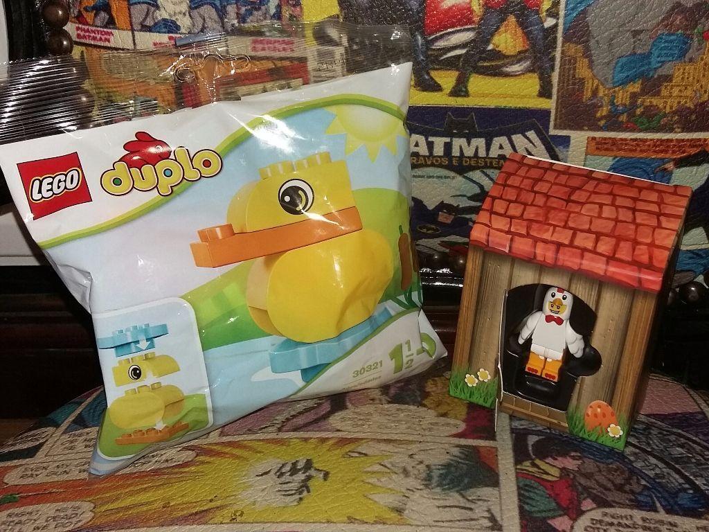 Easter Lego Duplo And Chicken Man Figure In Northfleet Kent Gumtree
