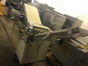 Picard reversible dough sheeter 24 belt like new only $4500! Retails about $12,000