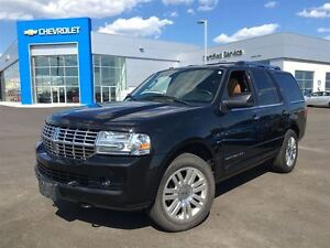 2013 Lincoln Navigator One owner, accident free